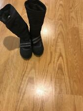 kids boots size 11