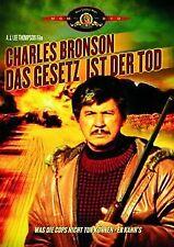 Das Gesetz ist der Tod von J. Lee Thompson | DVD | Zustand gut