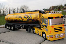 RC Lastwagen SOUND TRUCK ferngesteuerter Truck LKW Laster Sattelzug RTR