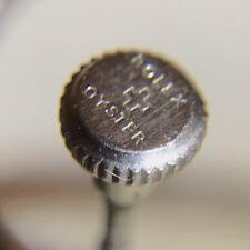 (326/1) Rolex Bubble back Ovetto Albero Carica -Corona - Crown - Tige - Stem 40s