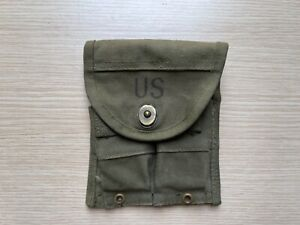 US army pouch 30cal carbine m1 butt stock