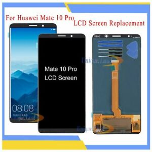 For Huawei Mate10 Pro Black LCD Display Touch Screen Digitizer Replacement +Tool
