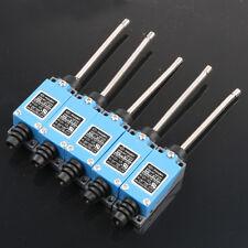 5PCS ME-9101 1NO 1NC Flexible Coil Spring Actuator Enclosed Limit Switch