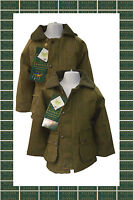 Walker & Hawkes Kids Derby Tweed Hunting Country Jacket Coat Kids Light Dark