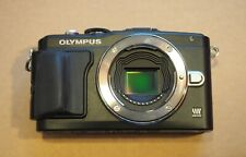 Used Olympus E-PL5 Body Black Great Condition