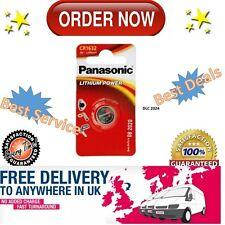 Panasonic 1632 3V Lithium Battery CR1632 ECR Batteries - BUY MORE PAY LESS!