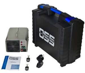OSS Thirty O³ + Koffer | 30000 mg/h Ozongenerator | Ozongerät 30g/h Luftreiniger