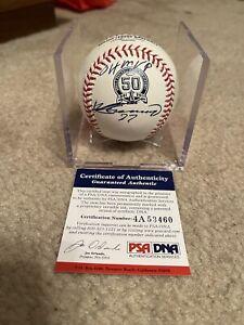 Vladimir Guerrero Autographed Signed Baseball HOF Expos Angels Rangers