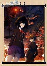 Japanese Anime Another Mei Misaki Wall poster Scroll Home Decor 60*90CM F02