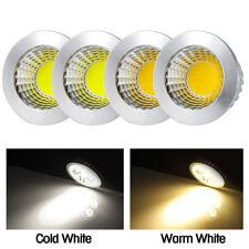 9W 12W COB LED Light Bulb 110V-120V MR16 AC/DC Spotlight Lamp Cold Warm White