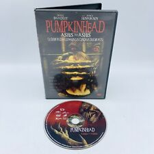 Pumpkinhead: Ashes to Ashes (DVD, 2007) OOP Horror, Excellent, Free Shipping