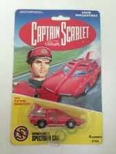 GENUINE VINTAGE (1993) CAPTAIN SCARLET'S SPECTRUM SALOON CAR - SEALED
