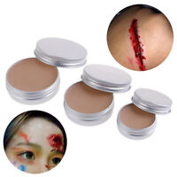 Spezialeffekt Makeup Wachs Pad Nasen Augenbrauen Nase Schlamm Narbe Haut waZJP
