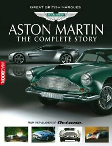 Aston Martin - The Complete Story by David Lillywhite Paperback Book The Cheap