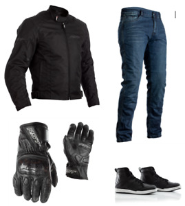 RST Motorcycle Urban Pack CE Approved Armoured Motorbike Clothing MEGA DEAL
