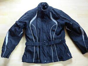Touren-Motorradjacke aus Textil von Polo Drive für Damen, Gr. 44