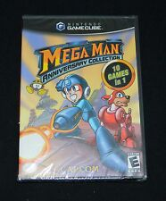 Mega Man Anniversary Collection (Nintendo GameCube, 2004) GC - Brand New, Sealed