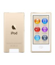 NEW! Apple iPod nano 7th Generation Gold (16 GB) MP3 Player - 90 Days Warranty