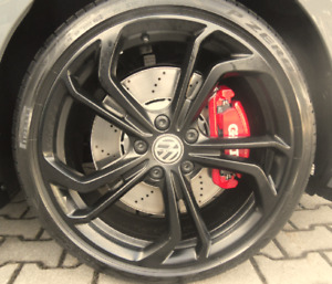 Original VW GTI TCR Alufelge Design Reifnitz 19 Zoll Golf 7 VII NEU (1 Stück)