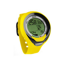 Mares Puck Pro + Dive Computer Scuba Diving Watch 414135 Yellow