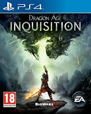 Dragon Age: Inquisición (PS4) - Perfecto Estado-Super rápida entrega de primera clase Gratis!