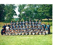 1970  BALTIMORE COLTS 8X10 TEAM PHOTO UNITAS CURTIS MARYLAND FOOTBALL NFL USA