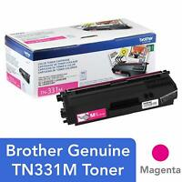 Brother Genuine Standard Yield Replacement Magenta Toner Cartridge Free S/H