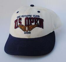 THE OLYMPIC CLUB Fitted Baseball Cap Hat US OPEN 1998 GOLF 7 1/8 100% WOOL
