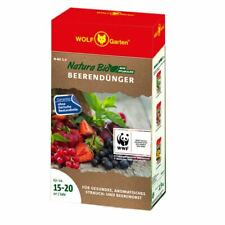 WOLF GARTEN 1,9 kg Natura Bio Beerendünger N-BE 1,9