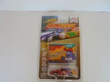 Grimace McDonalds #59 Racing Dreams 1/64th Johnny Lighting Diecast Collectable