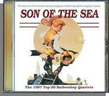 1997 Top 20 Barbershop Quartets (SPEBSQSA) - New 25 Track CD! (Rockwell Cover!)