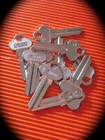 Lockwood Keyblanks- 10 PIECES -Key blank-C4-Silca-FREE POST IN AUSTRALIA