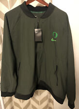Nike NCAA Oregon Ducks Delta Coach Jacket Size  4XL $250 MSRP