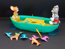 Jouet maxi Kinder Tom & Jerry Barque DE-3-17 France 2009 + BPZ