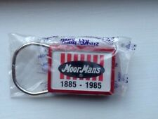 Moormans keychain 1885-1985