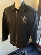 Social Distortion New Never Worn Dickies Black Jacket Medium Mike Ness clash
