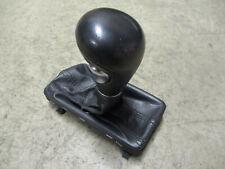 Cuir pommeau automatique audi a3 8p Tiptronic Cuir Manuel Noir