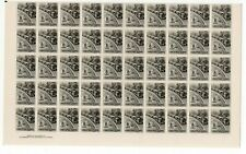 More details for christmas island 1963 8c phosphate train *** whole sheet of 100 *** cat. £250