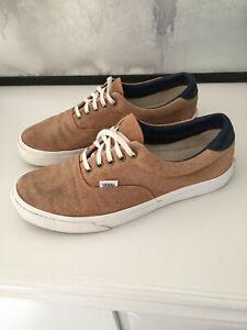 Vans Era 59 brown sugar suede brown Wildleder Sneaker 43