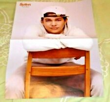 FINLAND MAGAZINE SYSTERI CENTERFOLD POSTER WITH AUSTIN MAHONE #3