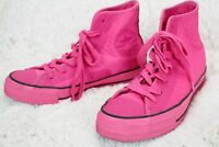 CONVERSE CHUCK TAYLOR ALL STAR HI TOP SNEAKERS - Pink Kids Size 5 Lace Up Shoes