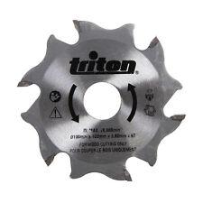 Triton 899068 galleta ensambladora Blade Cuchilla de repuesto 100mm tbjc