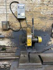 Kalamazoo K14b Abrasive Chop Bench Saw Swivel Vise