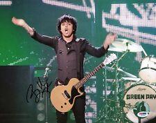 Green Day ++ Billie Joe Armstrong ++ Autogramm ++  Punk Rock Autograph