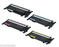 4 Toner Cartridge for Samsung CLP-360 CLP-365W CLX-3300 CLX-3305FW Color Printer