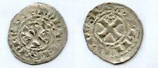 Gertbrolen Philippe IV dit Le Bel (1285-1314) Double Tournois  Exemplaire N° 14