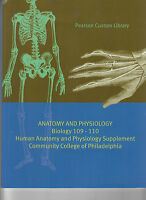 Pearson Anatomy & Physiology Biology 109-110 Supplement ISBN 9781256587897