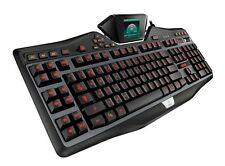 Logitech g19 keyboard for Gaming Keyboard Logitech g19 Gaming teclado UK layout