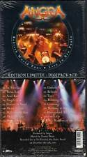 "ANGRA ""Rebirth World Tour - Live In Sao Paulo"" (2 CD Digipack) 2003 NEUF"