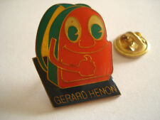 PINS SAC A DOS GERARD HENON MARQUE MAROQUINERIE HOMME